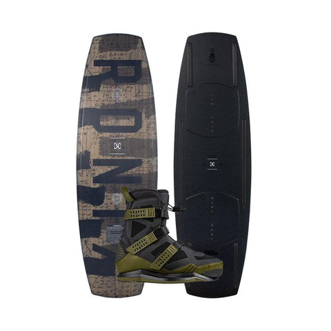 2020 Ronix Selekt Wakeboard + Supreme EXP Boots Package