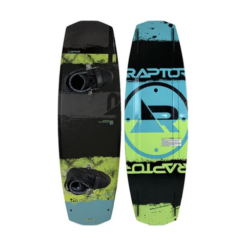2021 Raptor Severance 138cm Wakeboard W/Freeride boots Large