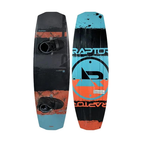 2021 Raptor Severance 142cm Wakeboard W/Freeride boots Small