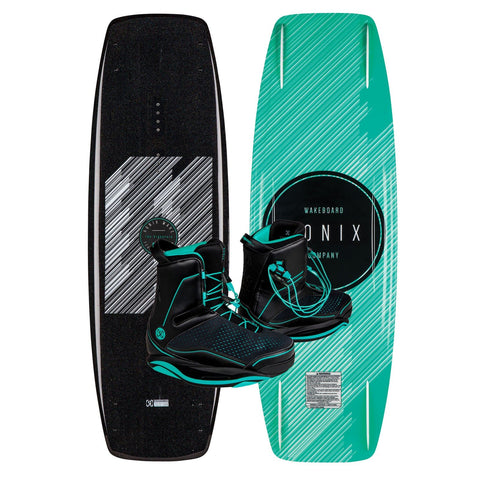2019 Ronix Signature Wakeboard + Signature Boots Package