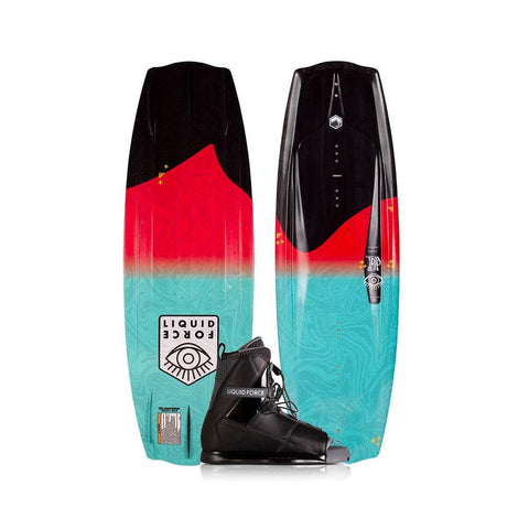 2020 Liquid Force Trip Wakeboard + Transit Boots package