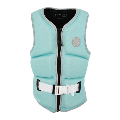 2021 Jetpilot Allure F/E Ladies Neo Vest - Teal