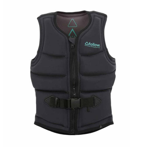 2018 Follow S.P.R Ladies Vest Charcoal