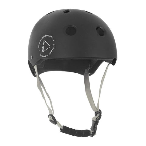 2019 Follow Safety First Helmet - Black