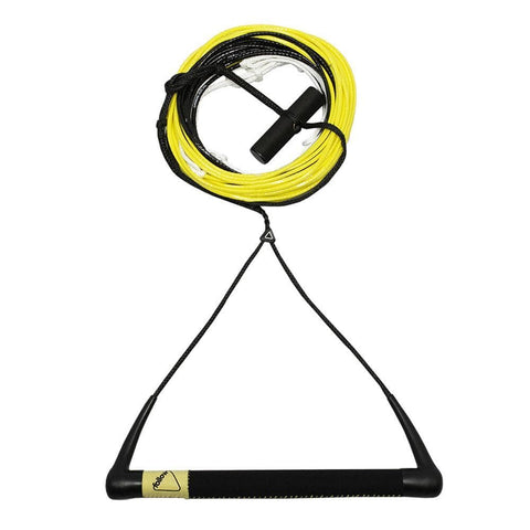 2019 Follow Bp Pro Package T Bar - Black/Yellow