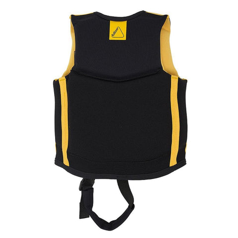 2019 Follow Bp Junior Kids Vest - Black