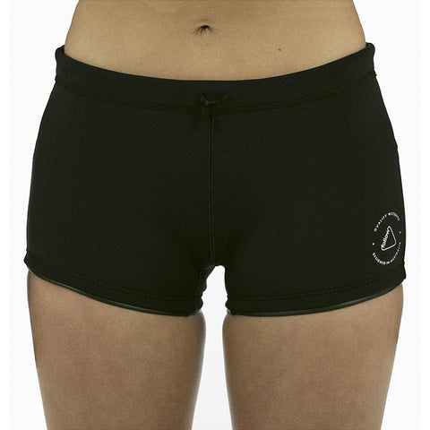 2019 Follow Ladies 1.5 Mm Pro Wetty Shorts - Olive