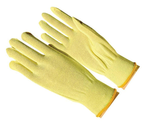 2021 Straightline Glove Liner S - Yellow