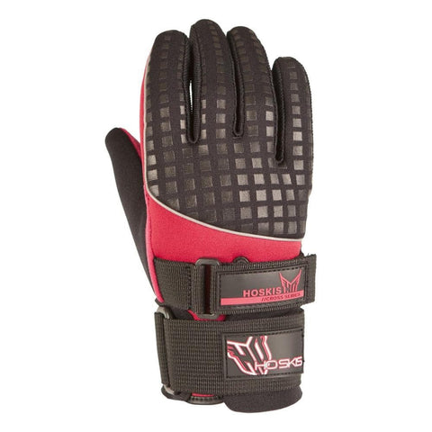 2018 HO Womens World Cup Glove - Black/Red
