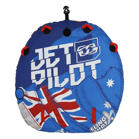 2019 Jetpilot Slingshot Towable - Red/Blue