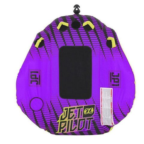 2019 Jetpilot Jp1 Wing Towable - Purple/Lime