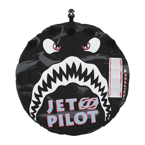 2020 Jetpilot Gripper 2 Person Towable - Black