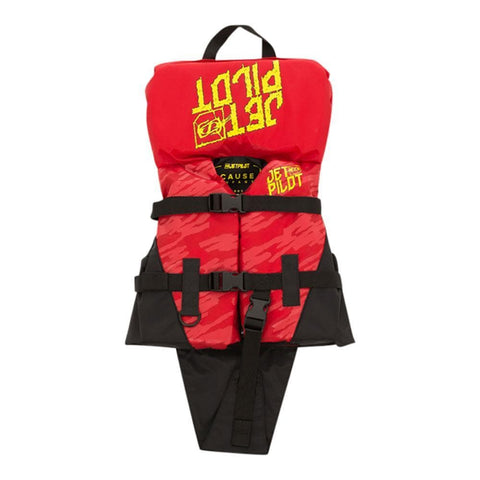 2019 Jetpilot THE CAUSE F/E INFANT NYLON VES - Red Level 50 - 1 to 2