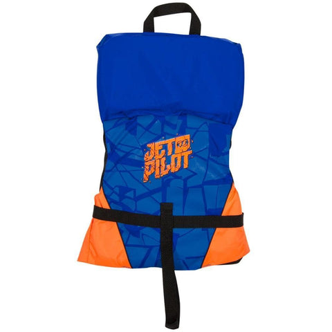 2018 Jetpilot The Cause F/E Infant Nylon Vest - Blue 1 to 2