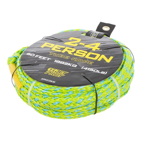 2018 Jetpilot Tow Rope - Blue/Lime