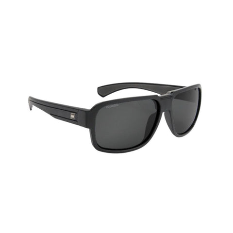 2018 Jetpilot Escape Sunnies - Matte Black/Smoke