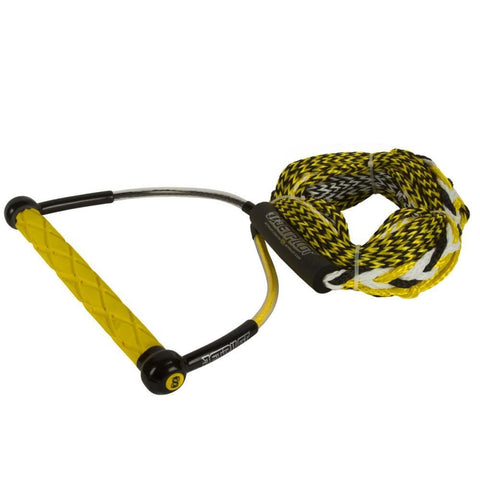2018 Jetpilot Jp Wake Rope Combo - Yellow