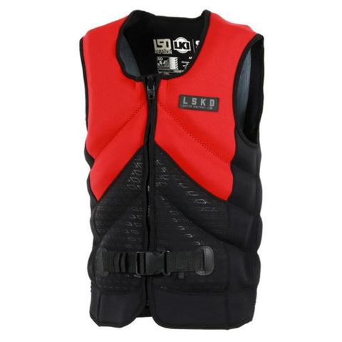 2018 LKI Reason L50 Vest - Red