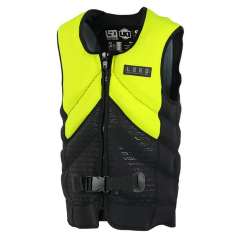 2018 LKI Reason L50 Vest - Yellow
