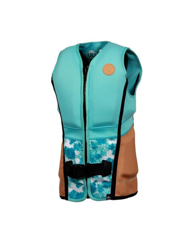 2018 LKI Thrive Vest - Mint-Multi