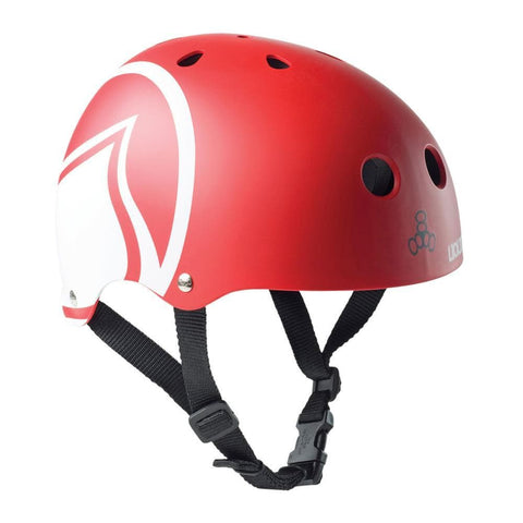 2017 Liquid Force Icon Helmet - Red