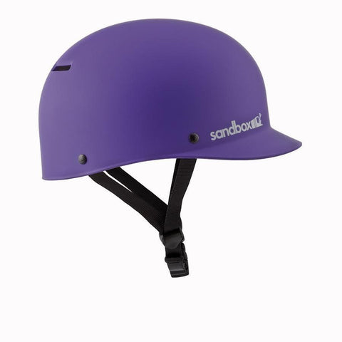 2018 Sandbox Classic 2.0 Low Rider Purple Matte Helmet