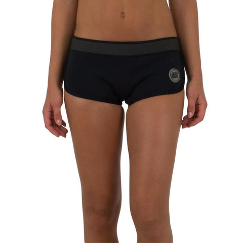 "2018 Jetpilot Jpco 2.5"" Ladies Neo Short - BlackBlack"