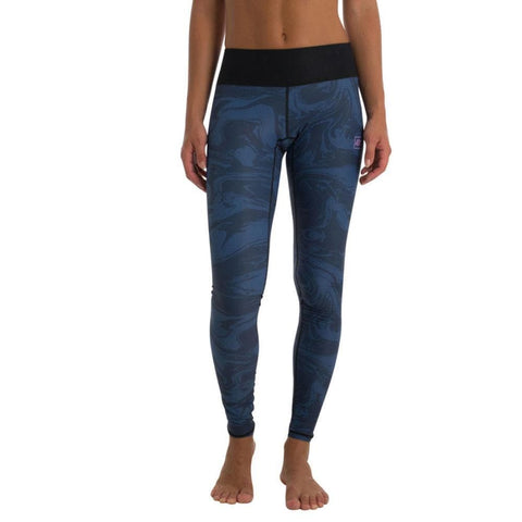 2018 Jetpilot Proseries Ladies Rashi Legging - BluePink