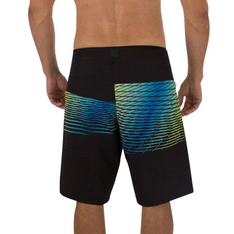2018 Jetpilot Firestorm S17 Mens Boardshort - BlackYellow