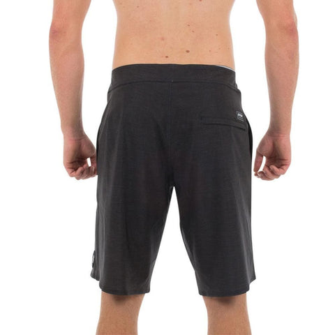 2018 Jetpilot Standards Mens Rideshort - Black