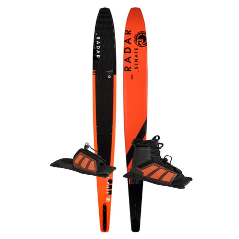 2019 Radar Senate Graphite Slalom Ski + Vector Boot & Titanium ARTP Package