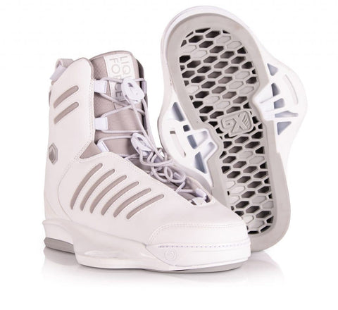 2021 Liquid Force TAO 6X Boots - White