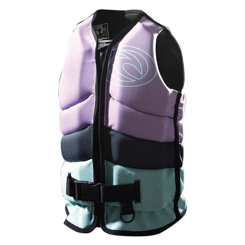 2017 Ripcurl Girls D/Patrol Vest  - Purple