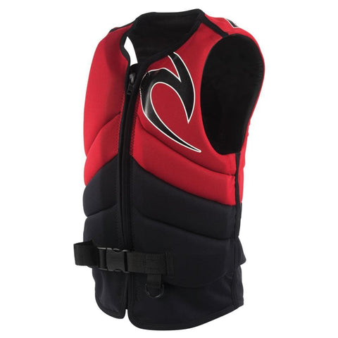 2017 Ripcurl Dawn Patrol Vest  - Red - L50