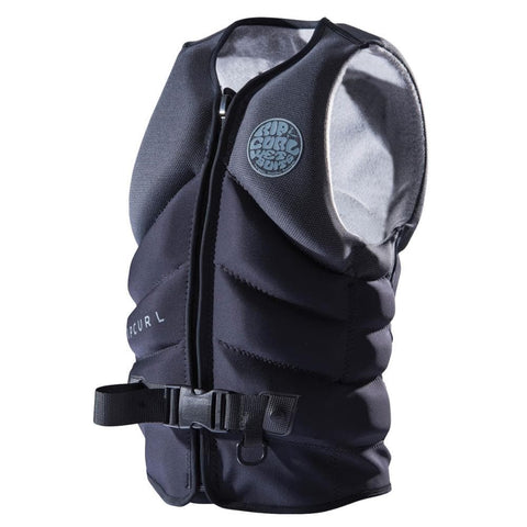 2018 Ripcurl Flashbomb Buoy Vest - Black