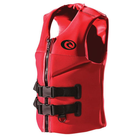 2018 Ripcurl Womens Omega Buoy Vest - Red