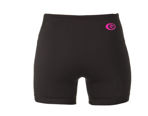 2019 Ripcurl Girls D/Patrol 1Mm Neo Shorts - Black