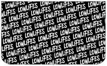 Load image into Gallery viewer, Backpack | Lowlifes - Low2 Blk/Wht