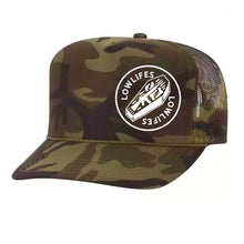 Load image into Gallery viewer, Hat - Trucker | Lowlifes - Armed Camo