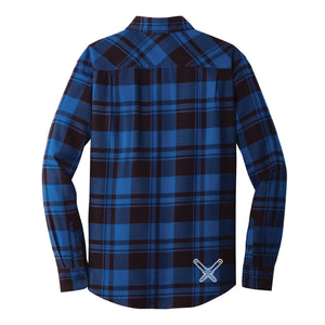 Shirt - Flannel | Lowlifes - Low2 Blu