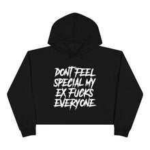 Load image into Gallery viewer, Hoodie - Crop: Lowlifes - Ex