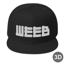 Load image into Gallery viewer, Hat - Snapback | D13 - Weeb