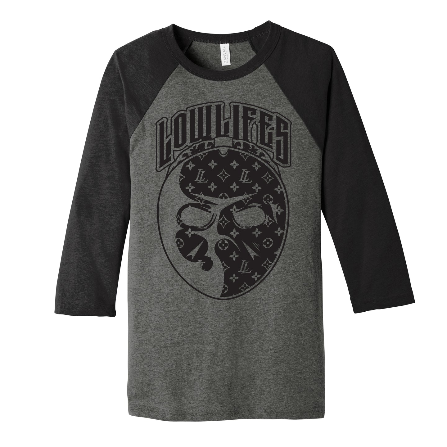 Shirt - BBall | Lowlifes - Voorhees Gry