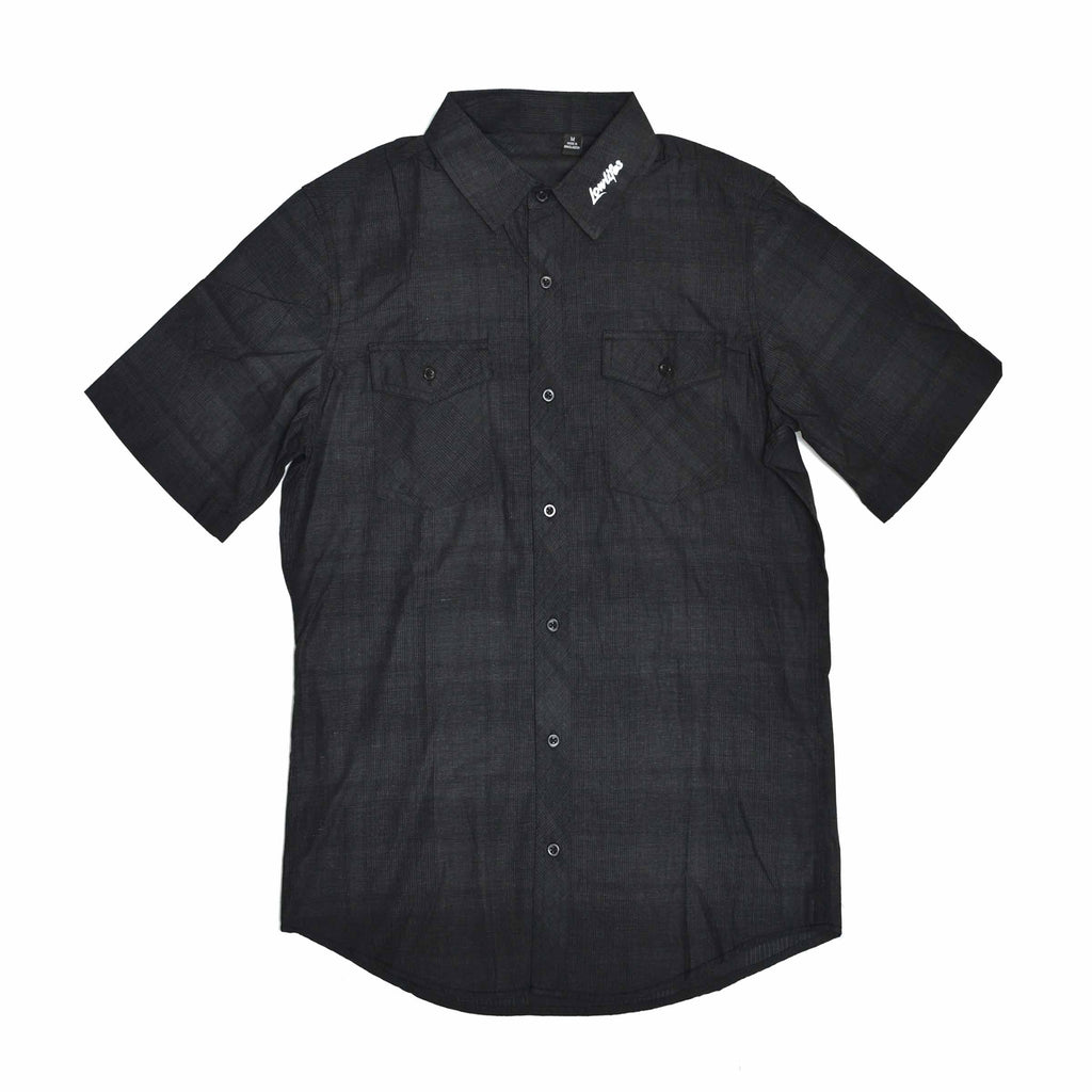 Shirt - Ess Short - Blk
