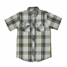 Load image into Gallery viewer, Shirt - Button | Lowlifes - Ess Plaid Yellow