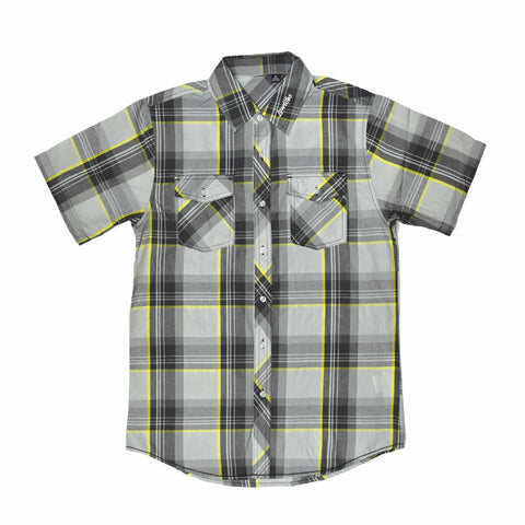 Shirt - Ess Short - Yellow