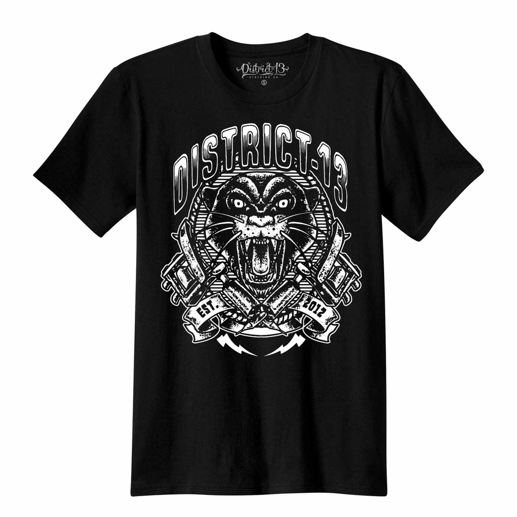 Shirt - Panther Ink