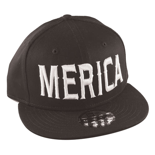 Hat - New Era - MMF Blk/Wht