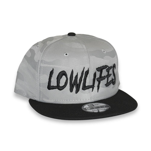 Hat - Snapback - Low2 GC/B/B