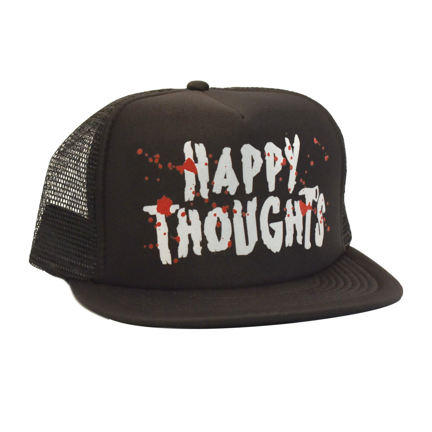 Hat - Trucker - Happy Thoughts